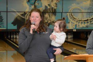 Caitlin Ward, Muskegon Sports